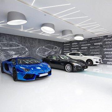Brno Garage